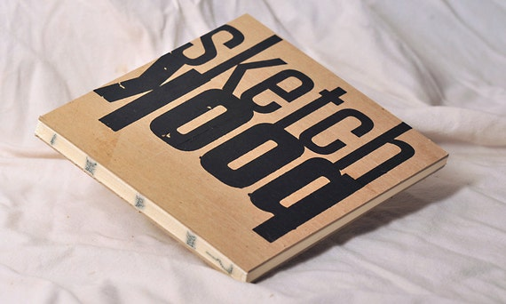 Hard cover sketchbook
