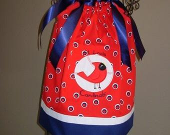St. Louis Cardinals Pillowcase Dress