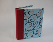Hardcover Blank Book- Journal, Sketchbook, Notebook