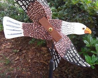 Eagle Whirligig