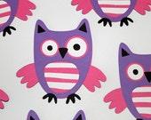 Owl Die Cut Embellishments