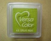 VersaColor Pigment Ink Pad Small in Split Pea