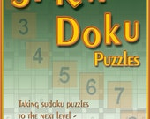 The Original Book of SigmaDoku Puzzles - Challenging Logic Puzzles For Your Brain - 75 puzzles