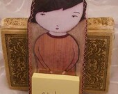 Little Post-it Notebook -Vintage Kids Collection- no 3
