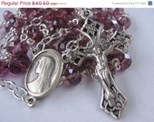 EASTER SALE 20% OFF Sale - 10 Percent Off - Catholic Rosary February