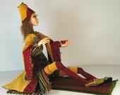 OOAK - Middle East - fantasy artdoll  - Naffis - by Marina