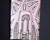 Abstract Shuttle Take-off ACEO