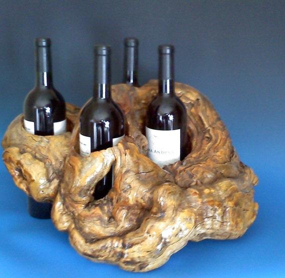 Centerpiece Wine Rack