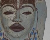 My Own Maori Mask
