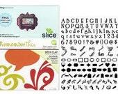 NEW Making Memories Slice - Remember This Design Card