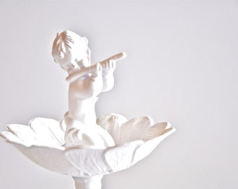 Angel in Fountain Cake Topper wedding baby shower