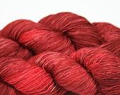 Antillia - hand dyed sw merino nylon Nixie Sock yarn - 100g