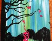 Heart Tree 9X12 Print