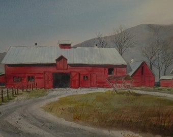 Carl Sandberg Farm in North Carolina