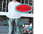 LAST ONE, Cargo Pants Sewing Pattern by Kati Cupcake