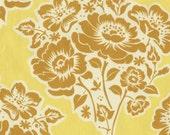 LAST HALF YARD, Sandi Henderson, Secret Garden, Fresh Cut Flowers in Maize, 1/2 yard