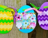 Easter Egg Banner Craft Kit