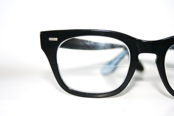 Vintage Black Madmen Frames By Halo