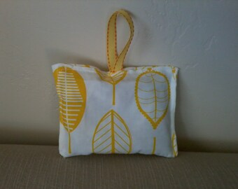 Organic Lavender and chamomile Sachet