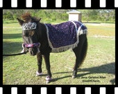 Fairytale Fancy Dress for Pony /Horse Show Halter Saddle Blanket Cover Rump Costume