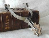Vintage Single SPUR Western Old Cowboy Horse
