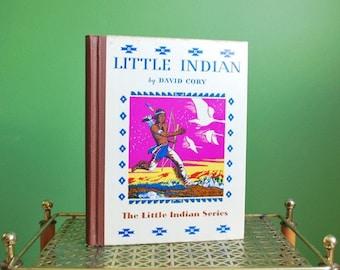 Vintage 1930s Little Indian Book