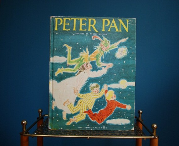 Vintage 1960s Edition of Peter Pan