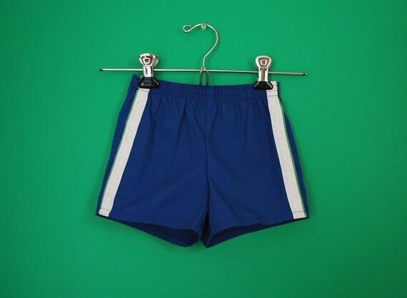 Vintage Children's 1980s Shorts- Size 4T