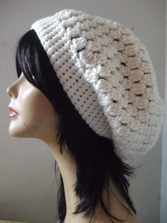 Free Crochet Pattern Slouchy Hat With Brim Pakbit For