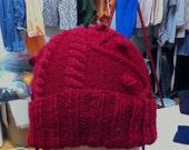reserved for Kikibel - custom hermione granger hat from HP3 in sky blue organic merino