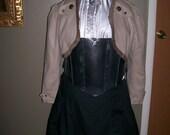 Victorian / Steampunk Bolero Jacket
