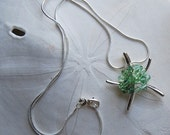 Swarovski Crystal Sparkle Starfish Necklace