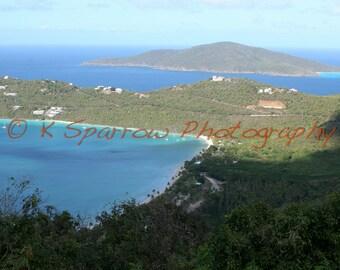 Magens Bay, St. Thomas, USVI - Matted