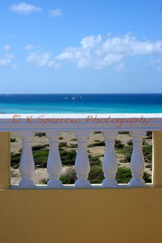 California Lighthouse, Aruba - READY TO SHIP