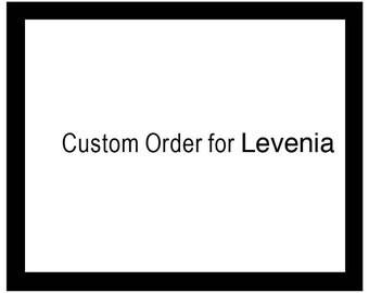 Custom Order for Levenia - Hair Note Cards (Set of 12 Folded)