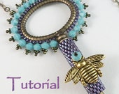 Tutorial and Key: Classy Key Necklace (Large)