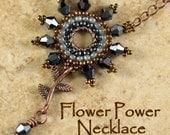 Beading Kit - Flower Power Necklace