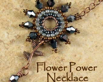 Beading Kit - Flower Power Necklace