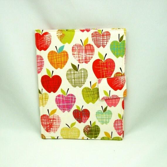 "SALE iPad 2 Case ""Apples"""