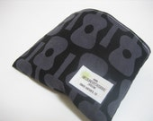 Reusable Snack Bag - Guitar Black - Free Shipping