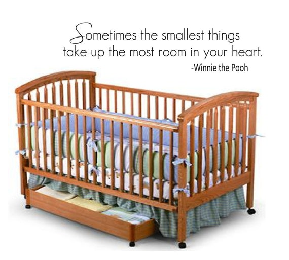 Winnie The Pooh Quotes Sometimes The Smallest Things: Items Similar To Winnie The Pooh Quote 'Sometimes The