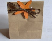 Decorated Wedding, Shower, or Party Favor Bag