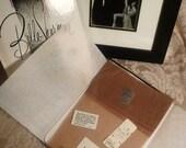 RESERVED:Vintage 1950s Belle Sharmeer Seamless Stockings (3 pairs) in Original Box Size 10 1/2