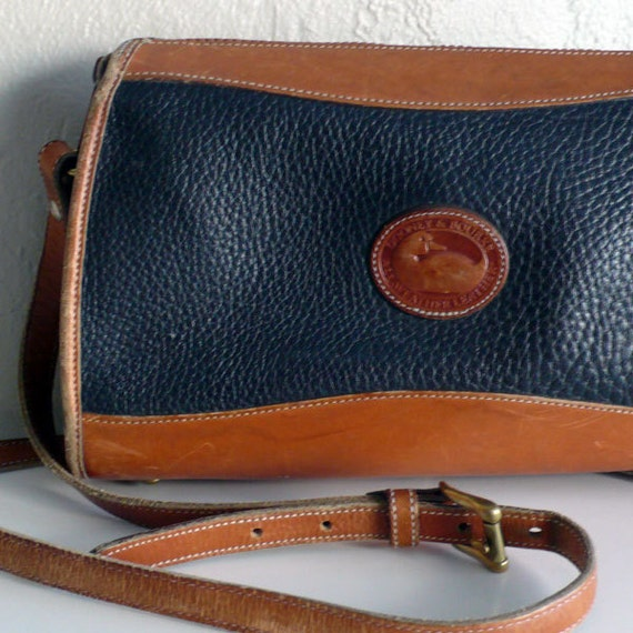 Vintage Worn and Weathered Dooney and Bourke Purse