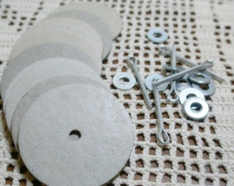"2"" or 50mm set of Joints for Teddy Bears or Dolls"