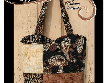 Wave to Mary Bag Pattern