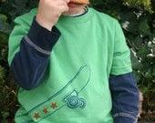 Skateboard Star Tshirt