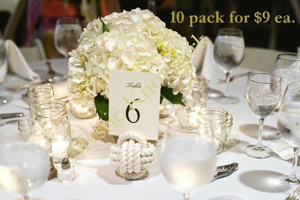 Beach table numbers | Etsy