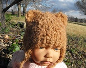 Baby Bear 3-6 months hat