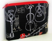 Small Zipper Pouch ALL THAT JAZZ